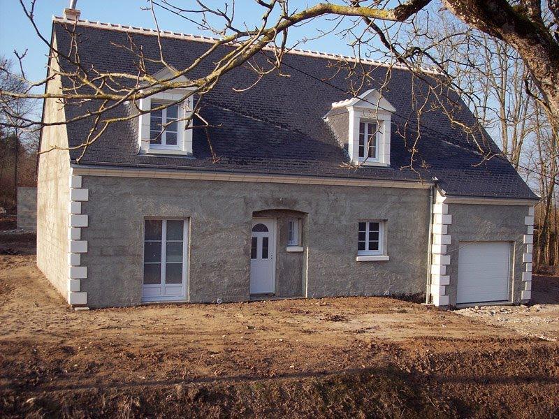 Plan de maison avec garage double for Maison avec garage double