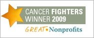 Spirit Jump Wins 2009 Cancer Fighter Award!!
