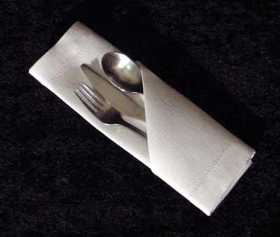 pocket napkin folding instructions