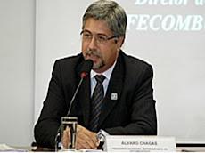 Alvaro Chagas : Presidente Executivo da Fergas