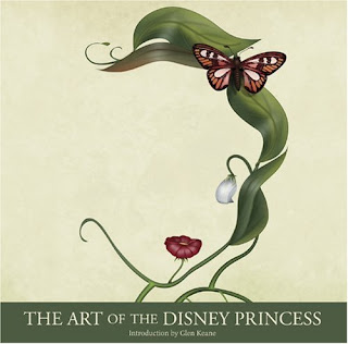Art of Disney Princess book