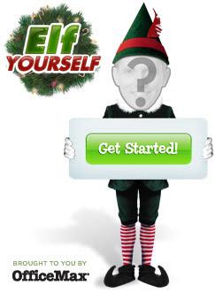 elf yourself clipart.