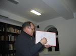 во время конференции о. Мариано