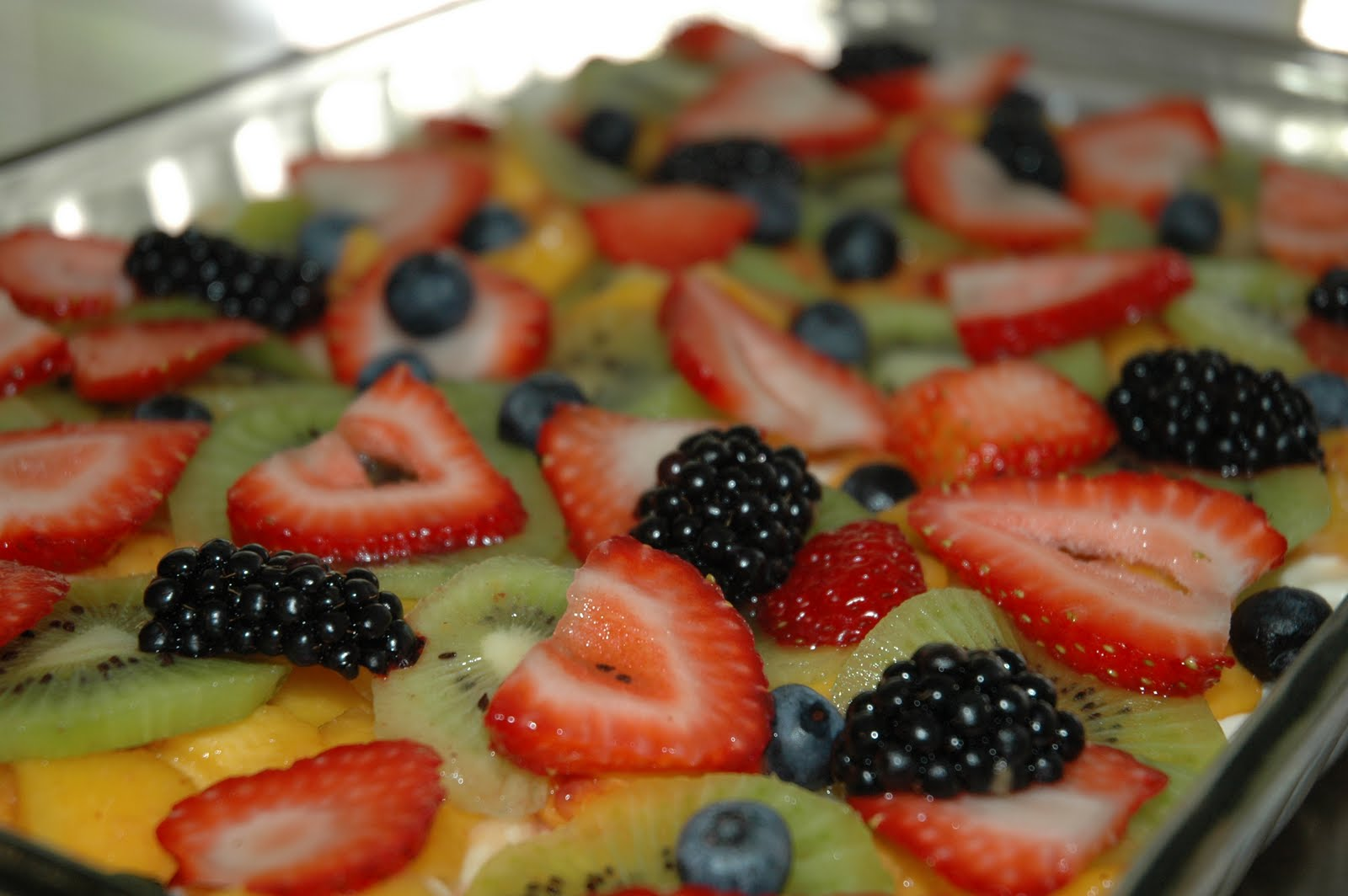 Fruit Pizza I Recipes — Dishmaps