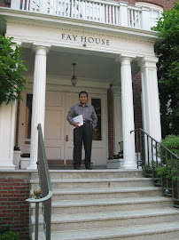 Fay House Harvard University, MA, 2010