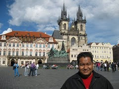 Prague Czech Republic 2009