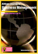 African Journal of Business Management