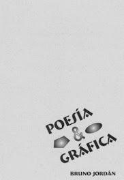 Plaquette Poesía Gráfica, los primeros poemas visuales de Bruno Jordán