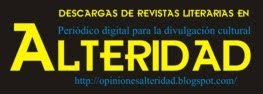 Descarga de Revistas Literarias Alteridad