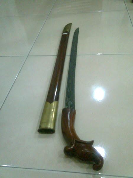 PEDANG JAWA TUA (rm800)