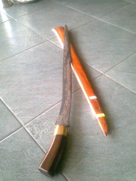 PEDANG JAWA DWI PAMOR ( rm 700 )