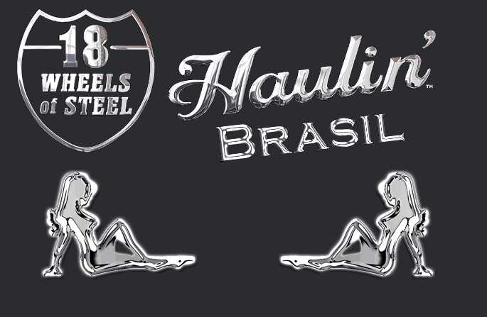 18 Haulin Brasil: 18 Wheels of Steel Haulin MOD BUS V2