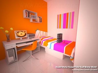 Desain Interior Apartemen 2 Kamar