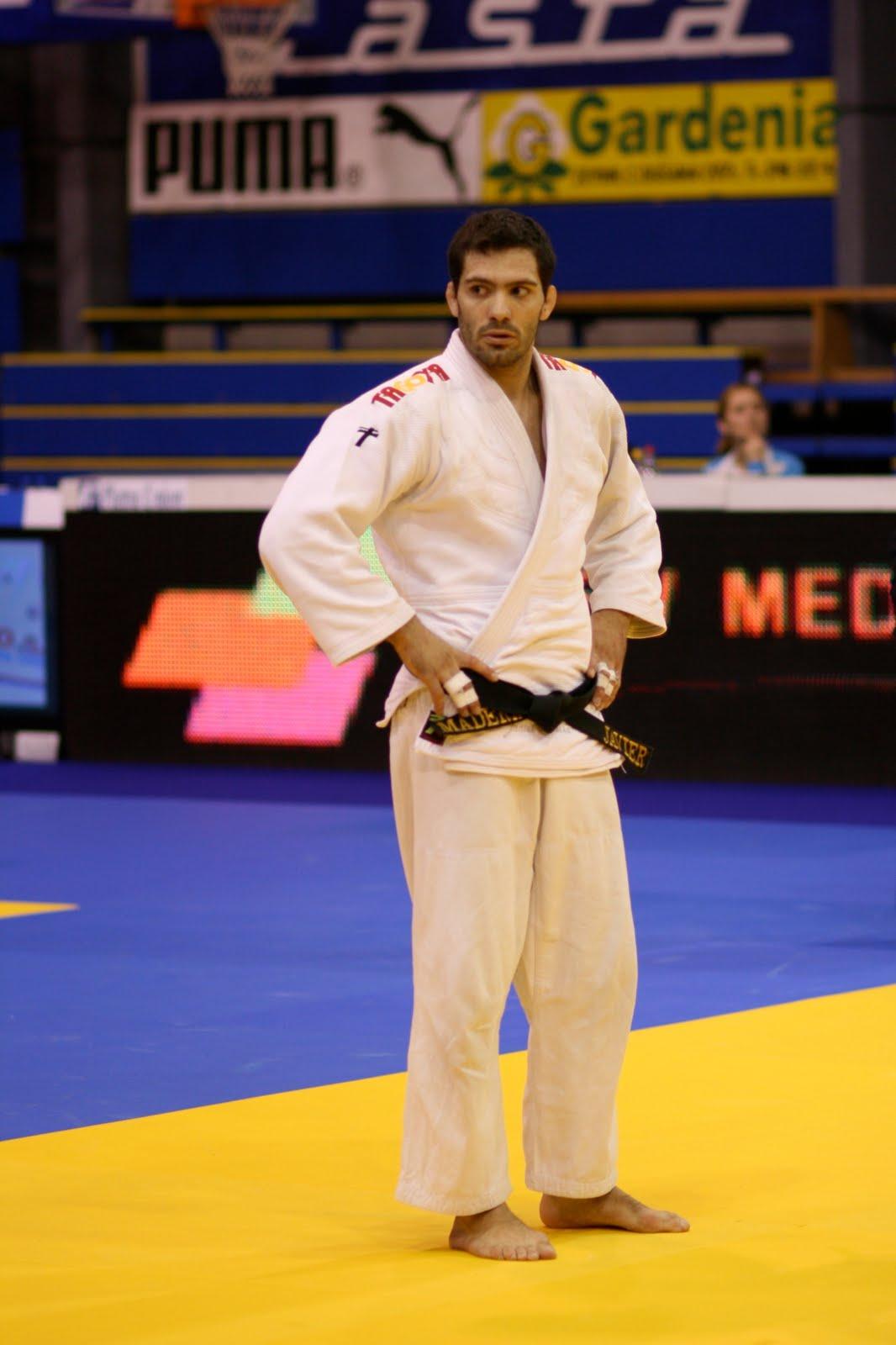 Judojaen javier madera debuta con el judokan valencia en - Maderas moral ...