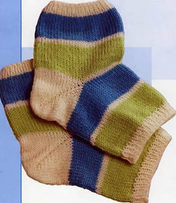 Вязание на спицах для рукавов