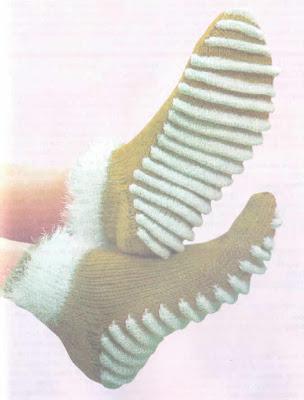 носки с масажной подошвой