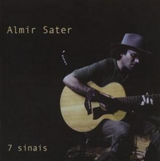 Cd Almir Sater - 7 Sinais