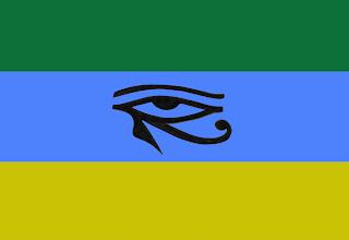 العلم المصري؟ يا تري مصري؟ Flag