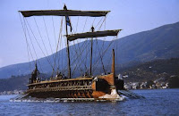 """Τριήρης """"Το κορυφαίο Πολεμικό σκάφος"""""""
