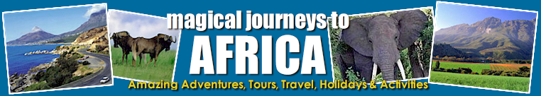 Magical Journeys to Africa