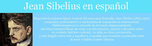 Jean Sibelius en espaol