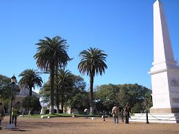 Plaza Urquiza - San José
