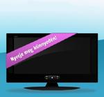 Full HD LCD televízió