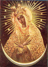 Mary Immaculate, My Queen and My Mother the Most Holy Theotokos