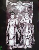 ရခိုင္ဘုရင္ မင္းဘာၾကီး ႏွင့္ မိဖုရား