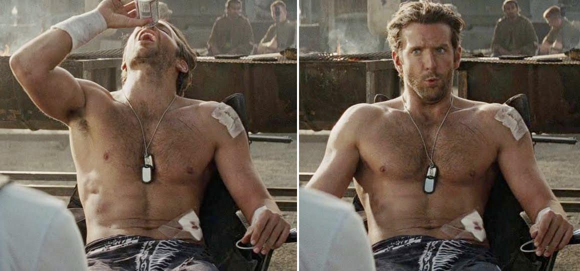 my new plaid pants: Happy 36, Bradley Cooper