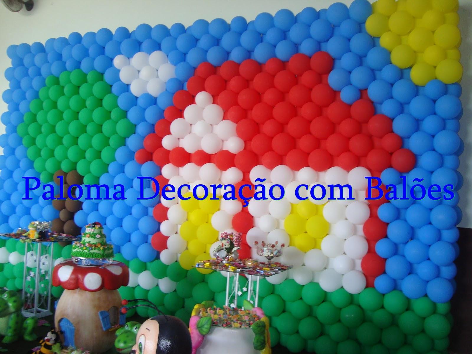 decoracao de balões jardim encantado: por Paloma Inácia às12:24 terça-feira, 7 de dezembro de 2010