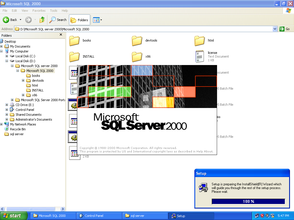 SQL Server for 64 bit version OS (Windows 7) SQLServerCentral