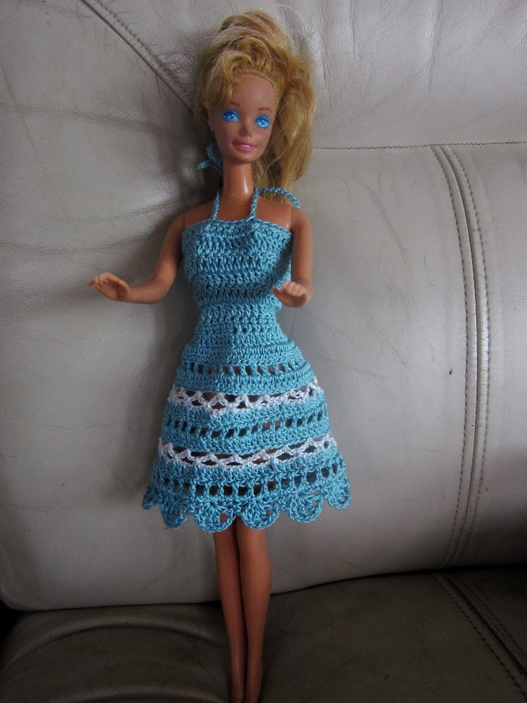 Free Barbie Dress Patterns To Crochet : Life on the Open Road: How I Celebrated the Holidays on ...