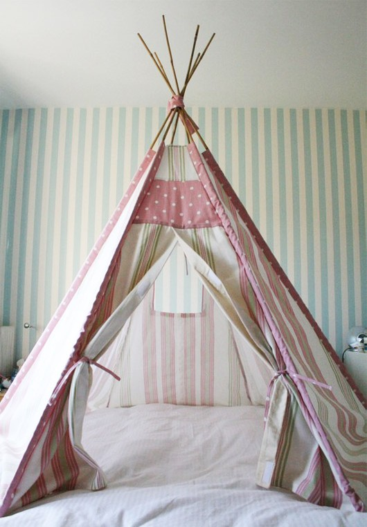 daly designs: Tee-Pee at it's best