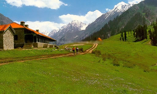 Traveling Point: Kaghan Valley Pakistan