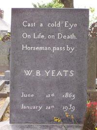 william butler yeats poetry analysis