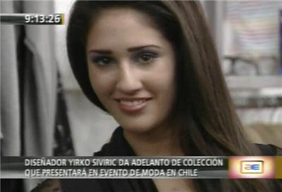 Farandula del Peru: Hermana de MELISA LOSA ...debuta en modelaje