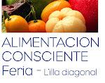 Web Oficial Congreso Feria de Alimentación Consciente Barcelona 12 y 13 de Marzo de 2011