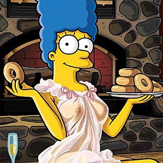 Marge Simpson Nude In Playboy