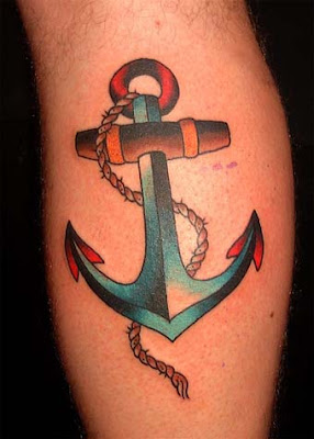 Anchor Tattoo on The Anchor Tattoo Picture Is Courtesy Of Kapten Hanna From Flickr Http
