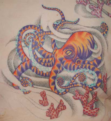 Octopus Tattoos Best