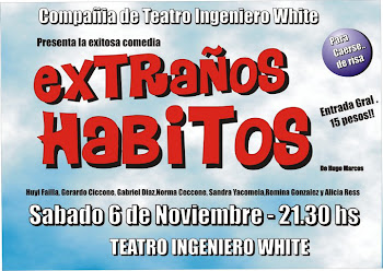 Presentación 6 de noviembre -. Teatro Ingeniero White