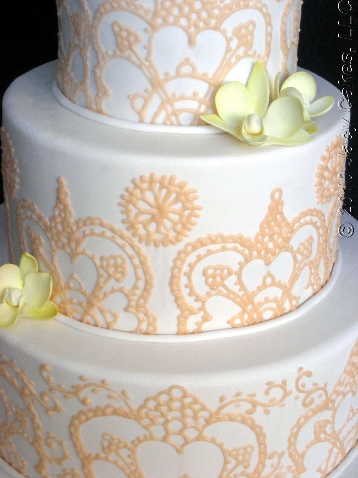 News from Jacy Cakes: September 2010