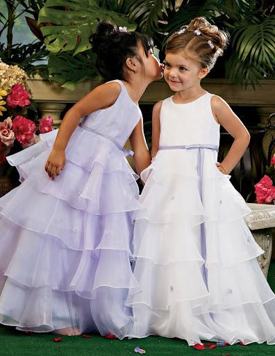 Платья на выпускной в детском саду