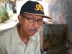 """Jose Altagracia """"El Malon"""", Representante del estudiantado de los 80 y 90 de Manzanillo."""