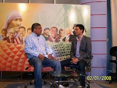 Camilo Then es entrevistado por Jesus Nova en Matutino Telefuturo.