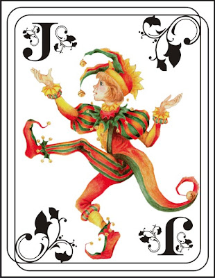 Joker in Deck of Cards http://byztex.blogspot.com/2009/01/russian-church-removes-joker-card-from.html