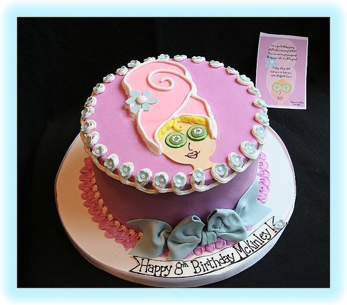 Spa Cake Ideas Spa Pictures