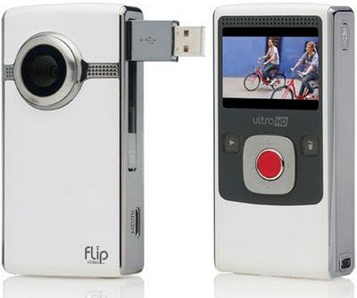 Flip Ultra HD  Camcorder