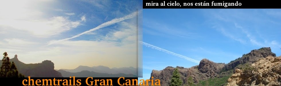 chemtrails gran canaria